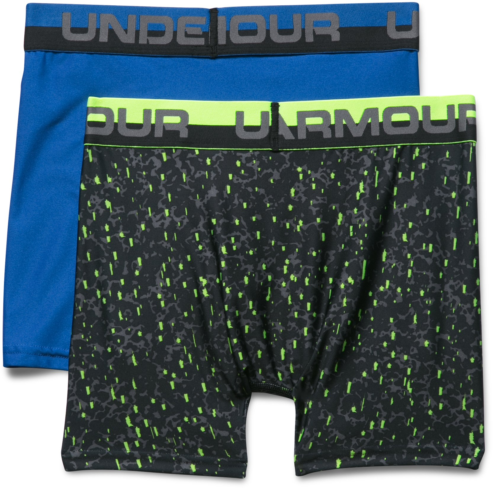 Boys' UA Original Series Boxerjock® – 2-Pack, ULTRA BLUE, undefined