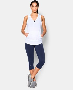 Women's UA Cotton Modal Sleeveless Hoodie  2 Colors $33.99