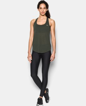 Women's UA Tech™ Slub Flowy Tank LIMITED TIME OFFER + FREE U.S. SHIPPING 2 Colors $20.99