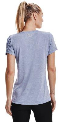 schnell trocknendes Funktionsshirt Twist Sportshirt aus superweichen UA Tech-Material Under Armour Damen Tech Tank