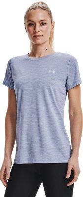 schnell trocknendes Funktionsshirt Under Armour Damen Tech Tank Twist Sportshirt aus superweichen UA Tech-Material