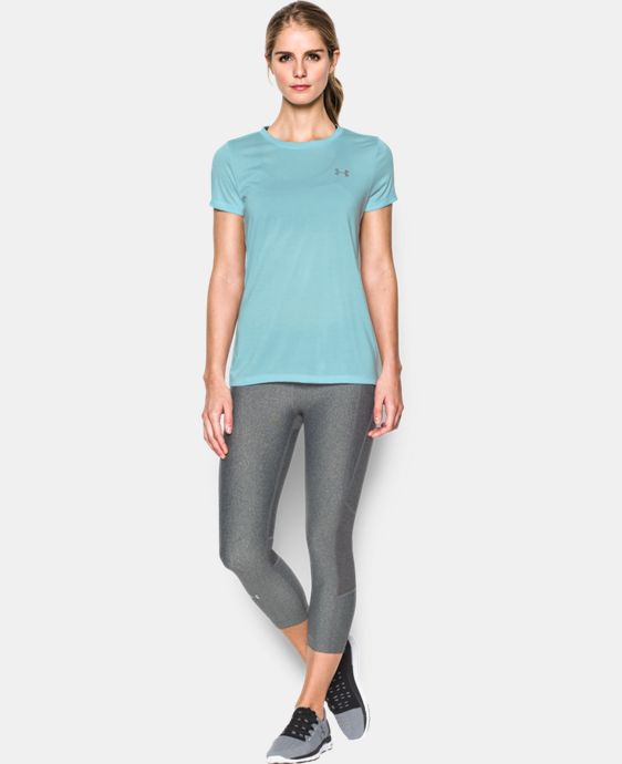New Arrival  Women's UA Tech™ Twist T-Shirt  2 Colors $29.99