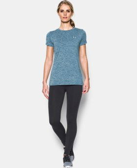 Women's UA Tech™ Twist T-Shirt  1 Color $24.99