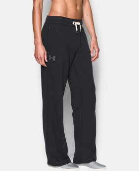 New Arrival  Women's UA Favorite French Terry Slouchy Pant  2 Colors $64.99