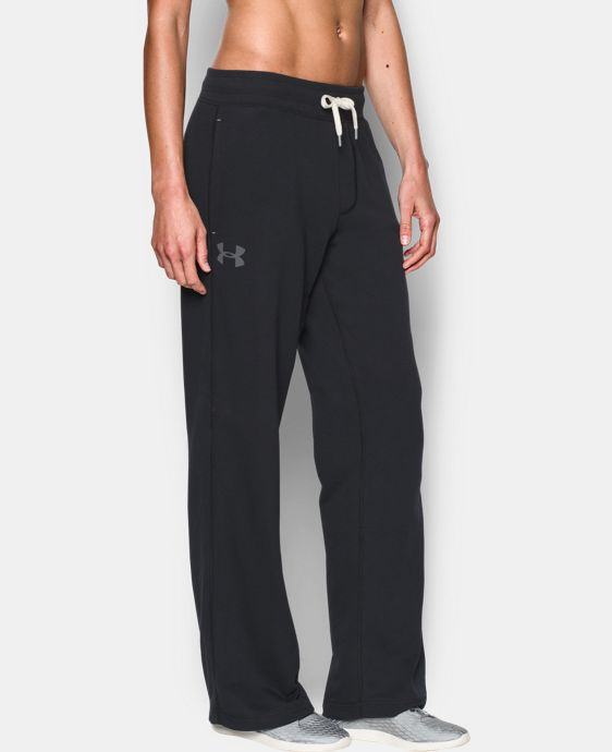 Women's UA Favorite French Terry Slouchy Pant LIMITED TIME OFFER + FREE U.S. SHIPPING 1 Color $29.99