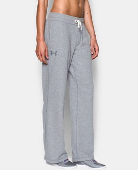 Women's UA Favorite French Terry Slouchy Pant