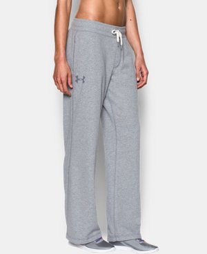 Best Seller Women's UA Favorite French Terry Slouchy Pant LIMITED TIME: FREE U.S. SHIPPING 2 Colors $41.99 to $54.99