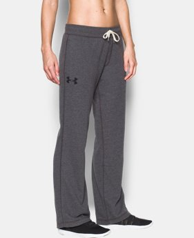 Best Seller Women's UA Favorite French Terry Slouchy Pant LIMITED TIME OFFER + FREE U.S. SHIPPING 1 Color $54.99