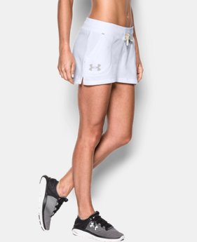 Women's UA Favorite French Terry Shorty  1 Color $19.99