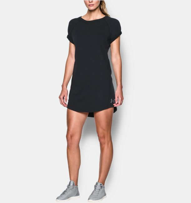 4597f6898b3 Women's UA Favorite French Terry Tunic Dress | Under Armour US
