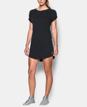 Women's UA Favorite  French Terry Tunic Dress  2 Colors $35.99