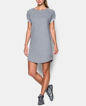 Women's UA Favorite French Terry Tunic Dress  2 Colors $69.99