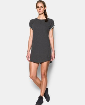 Best Seller Women's UA Favorite French Terry Tunic Dress   $59.99