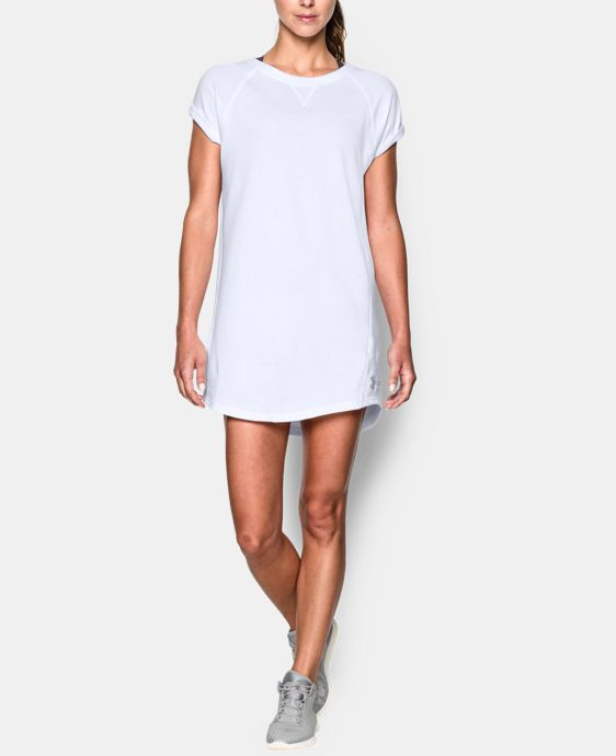 Women's UA Favorite  French Terry Tunic Dress  1 Color $44.99