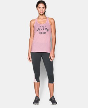 Women's UA Follow No One Tank