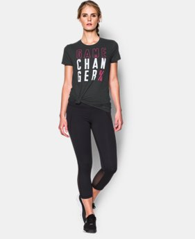 Women's UA Game Changer T-Shirt