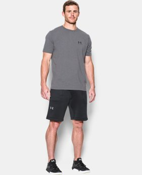 Men's UA Sportstyle Spacer Shorts