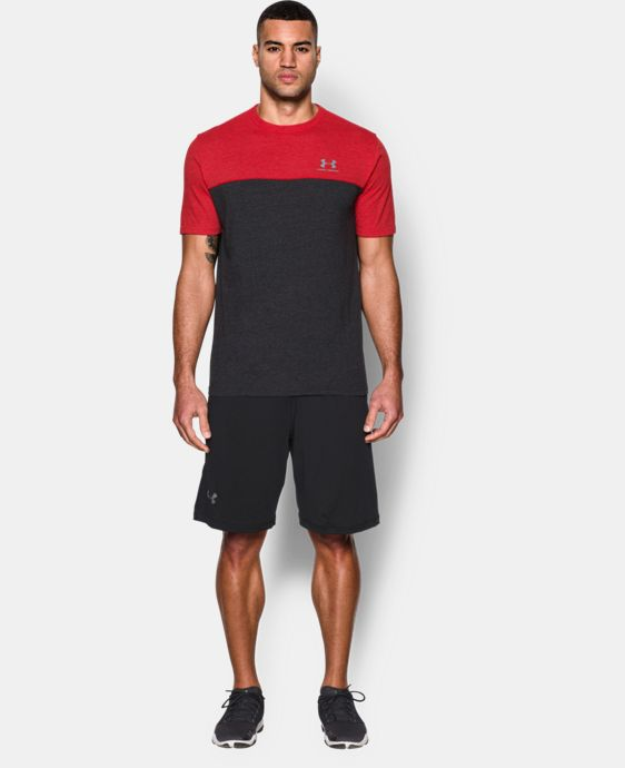 Men's UA Tri-Blend Sportstyle T-Shirt   $17.99 to $22.49