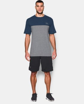Men's UA Tri-Blend Sportstyle T-Shirt