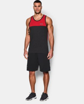 New Arrival Men's UA Tri-Blend Tank  1 Color $24.99