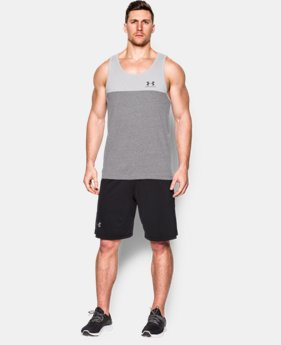 Men's UA Tri-Blend Tank  2 Colors $18.99
