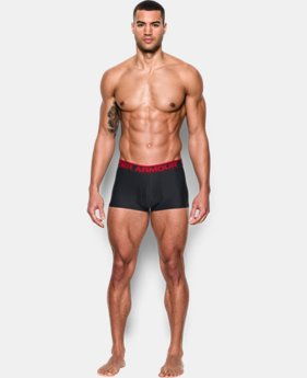 "3 FOR $60 Men's UA Original Series 3"" Boxerjock®  2 Colors $24.99"