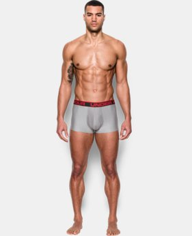 "3 FOR $60 Men's UA Original Series 3"" Boxerjock® LIMITED TIME: FREE SHIPPING 2 Colors $24.99"