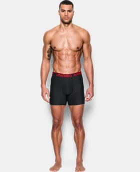 "3 for $50 Men's UA Original Series 6"" Boxerjock®  5 Colors $20"