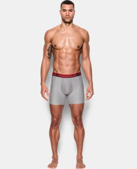 "3 FOR $60 Men's UA Original Series 6"" Boxerjock®  2 Colors $24.99"