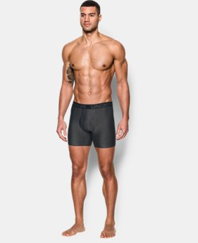 "Best Seller Men's UA Original Series 6"" Boxerjock®  3 Colors $20"
