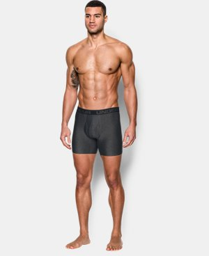 "Men's UA Original Series 6"" Boxerjock® LIMITED TIME: FREE U.S. SHIPPING 4 Colors $20"