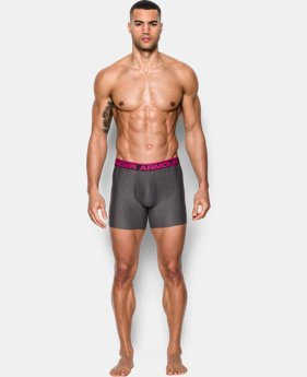 "Men's UA Original Series 6"" Boxerjock®  1 Color $14.24"
