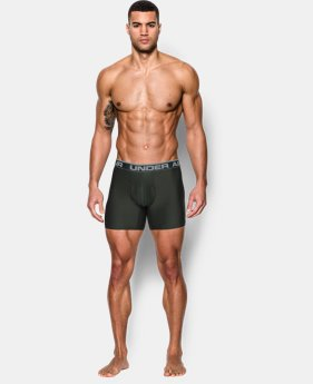 "New Arrival  Men's UA Original Series 6"" Boxerjock®  2 Colors $24.99"
