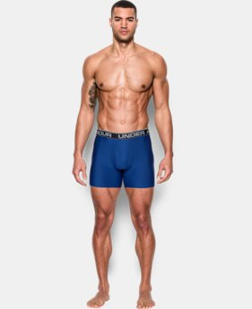 "Men's UA Original Series 6"" Boxerjock® 3 for $50 2  Colors $20"
