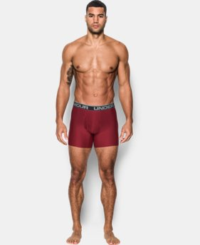 "Men's UA Original Series 6"" Boxerjock® LIMITED TIME: FREE U.S. SHIPPING 1 Color $20"