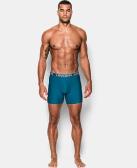 "Men's UA Original Series 6"" Boxerjock®  3 Colors $20"