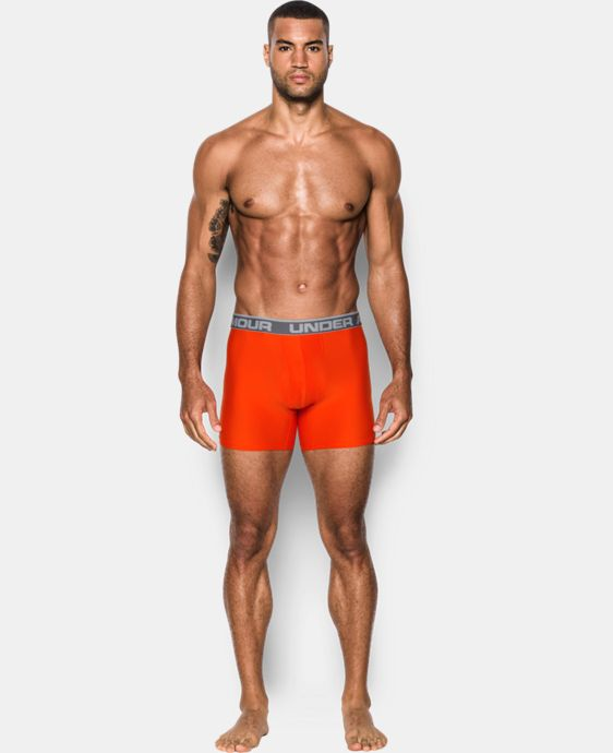"Best Seller  Men's UA Original Series 6"" Boxerjock® LIMITED TIME: FREE SHIPPING 1 Color $18.99 to $24.99"
