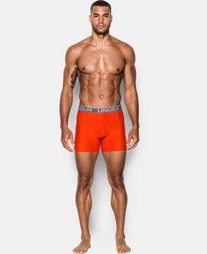 "New Arrival  Men's UA Original Series 6"" Boxerjock®   $24.99"