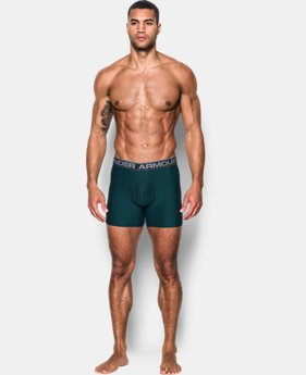 "3 FOR $60 Men's UA Original Series 6"" Boxerjock® LIMITED TIME OFFER 3 Colors $24.99"