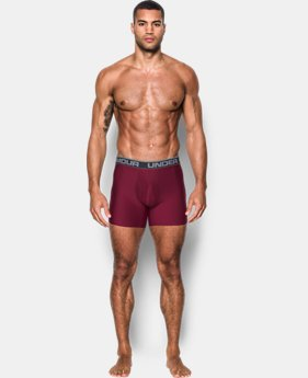 "3 FOR $60 Men's UA Original Series 6"" Boxerjock®  12 Colors $24.99"