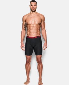 "3 FOR $60 Men's UA Original Series 9"" Boxerjock® LIMITED TIME OFFER 1 Color $24.99"