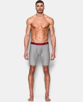 "Men's UA Original Series 9"" Boxerjock® 3 for $50 2  Colors $20"
