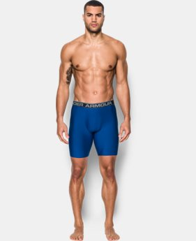 "3 FOR $60 Men's UA Original Series 9"" Boxerjock®  5 Colors $24.99"