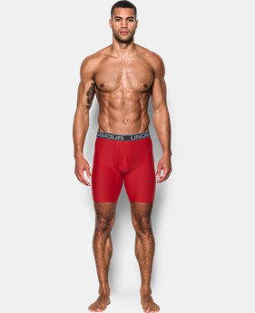 "3 FOR $60 Men's UA Original Series 9"" Boxerjock®  1 Color $24.99"