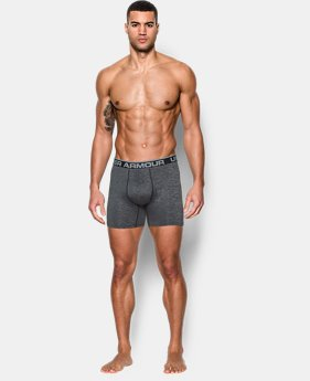 "Men's UA Original Series Twist 6"" Boxerjock®  2 Colors $29.99"