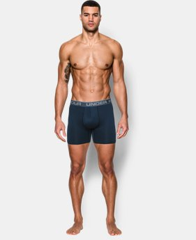 "New Arrival Men's UA Original Series Twist 6"" Boxerjock®  1 Color $25"