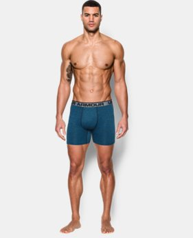 "Men's UA Original Series Twist 6"" Boxerjock®  1 Color $29.99"