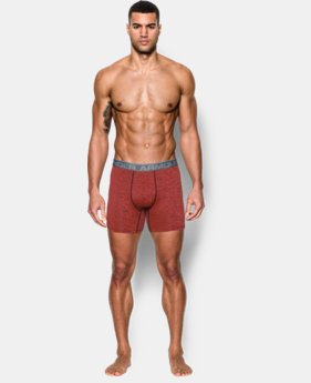 "Men's UA Original Series Twist 6"" Boxerjock®  1 Color $18.99"
