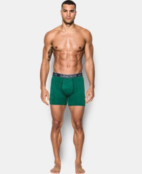 "Men's UA Original Series Twist 6"" Boxerjock®  4 Colors $29.99"
