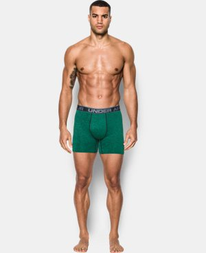 "New Arrival Men's UA Original Series Twist 6"" Boxerjock®  2 Colors $25"